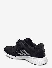 adidas Performance - edge lux 4 - löbesko - cblack/silvmt/ftwwht - 2