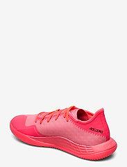 adidas Performance - Adizero FastCourt W TOKYO - indoor sports shoes - sigpnk/cblack/coppmt - 2