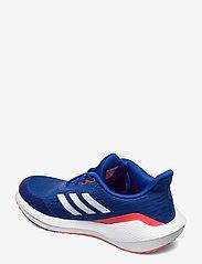adidas Performance - EQ21 Running - schuhe - royblu/ftwwht/solred - 2