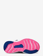 adidas Performance - Fortarun X - schuhe - royblu/sopink/ftwwht - 4