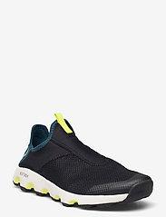 adidas Performance - Terrex Voyager Slip-On Water - vandringsskor - cblack/wiltea/aciyel - 0