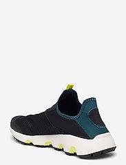 adidas Performance - Terrex Voyager Slip-On Water - vandringsskor - cblack/wiltea/aciyel - 2