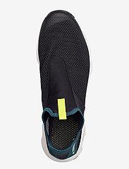 adidas Performance - Terrex Voyager Slip-On Water - vandringsskor - cblack/wiltea/aciyel - 3