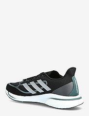 adidas Performance - Supernova+ - löbesko - cblack/silvmt/bluoxi - 2