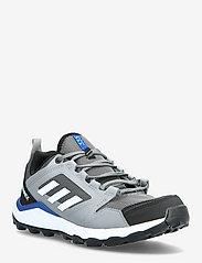 adidas Performance - Terrex Agravic TR Trail Running - vandringsskor - grefou/ftwwht/grethr - 0