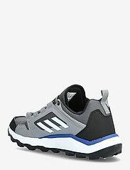 adidas Performance - Terrex Agravic TR Trail Running - vandringsskor - grefou/ftwwht/grethr - 2