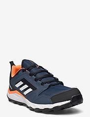 adidas Performance - Terrex Agravic TR Trail Running - vandringsskor - crenav/ftwwht/hazblu - 0