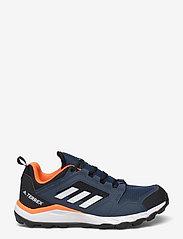 adidas Performance - Terrex Agravic TR Trail Running - vandringsskor - crenav/ftwwht/hazblu - 1