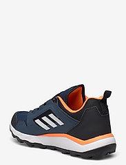 adidas Performance - Terrex Agravic TR Trail Running - vandringsskor - crenav/ftwwht/hazblu - 2