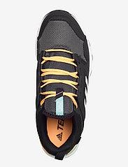 adidas Performance - Terrex Agravic TR GORE-TEX Trail Running  W - running shoes - cblack/ftwwht/hazora - 3