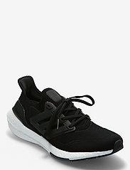 adidas Performance - Ultraboost 21 - löbesko - cblack/cblack/grefou - 0