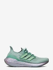 adidas Performance - Ultraboost 21 W - laufschuhe - hazgrn/hazgrn/bluoxi - 1
