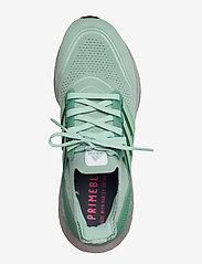 adidas Performance - Ultraboost 21 W - laufschuhe - hazgrn/hazgrn/bluoxi - 3