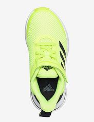 adidas Performance - FortaRun EL K - trainingsschuhe - syello/cblack/ftwwht - 3
