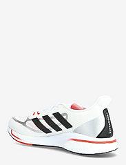 adidas Performance - Supernova+ - löbesko - ftwwht/cblack/solred - 2