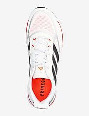 adidas Performance - Supernova+ - löbesko - ftwwht/cblack/solred - 3