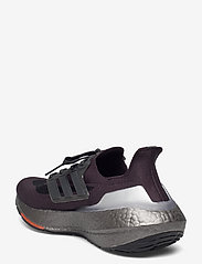 adidas Performance - Ultraboost 21 - löbesko - carbon/carbon/solred - 2