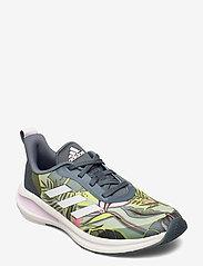 adidas Performance - Fortarun Graphic - trainingsschuhe - bluoxi/cwhite/halgrn - 0