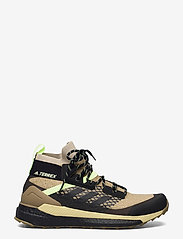 adidas Performance - Terrex Free Hiker Primeblue Hiking - chaussures de randonnée - savann/cblack/hireye - 1