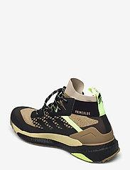 adidas Performance - Terrex Free Hiker Primeblue Hiking - chaussures de randonnée - savann/cblack/hireye - 2