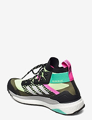 adidas Performance - Terrex Free Hiker Primeblue Hiking - vandringsskor - hireye/crywht/cblack - 2