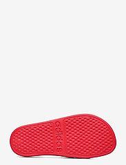 adidas Performance - Adilette Aqua Slides - pool sliders - vivred/ftwwht/vivred - 4