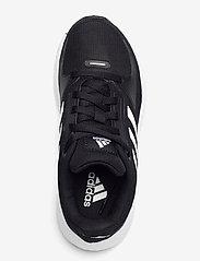 adidas Performance - RUNFALCON 2.0 K - schuhe - cblack/ftwwht/silvmt - 3