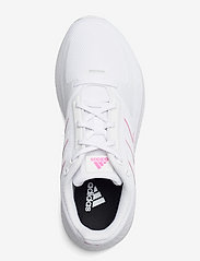 adidas Performance - Run Falcon 2.0  W - running shoes - ftwwht/ftwwht/scrpnk - 3