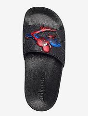 adidas Performance - Adilette Shower Slides - pool sliders - cblack/cblack/gresix - 3
