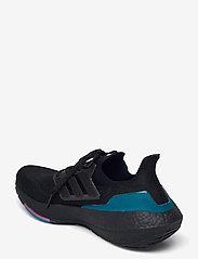 adidas Performance - ULTRABOOST 21 - laufschuhe - cblack/carbon/acttea - 2