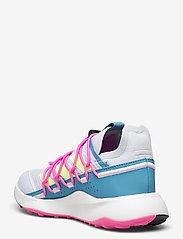 adidas Performance - Terrex Voyager 21 Travel  W - running shoes - halblu/hireye/scrpnk - 2