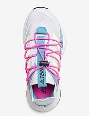 adidas Performance - Terrex Voyager 21 Travel  W - running shoes - halblu/hireye/scrpnk - 3
