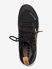 adidas Performance - Terrex Free Hiker Gore-Tex Hiking - vandringsskor - cblack/mesa/crywht - 3