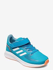 adidas Performance - Runfalcon 2.0 - schuhe - solblu/ftwwht/hazblu - 0