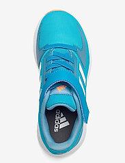 adidas Performance - Runfalcon 2.0 - schuhe - solblu/ftwwht/hazblu - 3