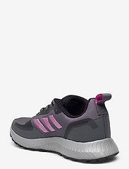 adidas Performance - Run Falcon 2.0 TR  W - running shoes - grefiv/chemet/gresix - 2