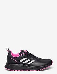 adidas Performance - Run Falcon 2.0 TR  W - running shoes - cblack/silvmt/scrpnk - 1