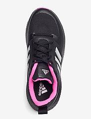 adidas Performance - Run Falcon 2.0 TR  W - running shoes - cblack/silvmt/scrpnk - 3