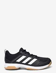 adidas Performance - Ligra 7 Indoor - inomhusskor - cblack/ftwwht/cblack - 1