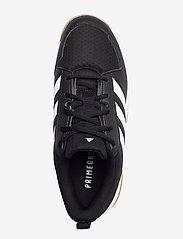 adidas Performance - Ligra 7 Indoor - inomhusskor - cblack/ftwwht/cblack - 3