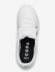 adidas Performance - COPA GLORO 20.2 FG - fotbollsskor - ftwwht/cblack/siggnr - 3