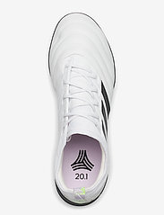 adidas Performance - COPA 20.1 TF - fodboldsko - ftwwht/cblack/siggnr - 3