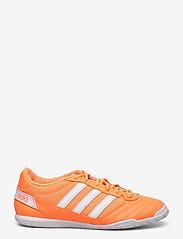 adidas Performance - Super Sala - fodboldsko - scrora/ftwwht/scrora - 1
