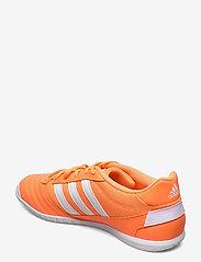 adidas Performance - Super Sala - fodboldsko - scrora/ftwwht/scrora - 2