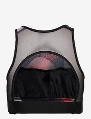 adidas Performance - W UC BT - urheiluliivit: matala tuki - black/white/sigpnk/bl - 2