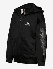 adidas Performance - G UP2MV A.R. CU - kapuzenpullover - black/black/white - 2