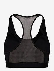 adidas Performance - Floral Bra W - sort bras:high - black - 1