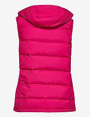 adidas Performance - W Helionic Vest - puffer vests - bopink - 2