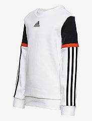 adidas Performance - B BOLD CREW - sweatshirts - white/black - 2