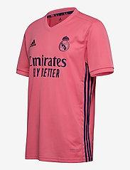 adidas Performance - Real Madrid Away Jersey - football shirts - sprpnk - 2